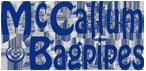 Logo Mc Callum Bagpipe