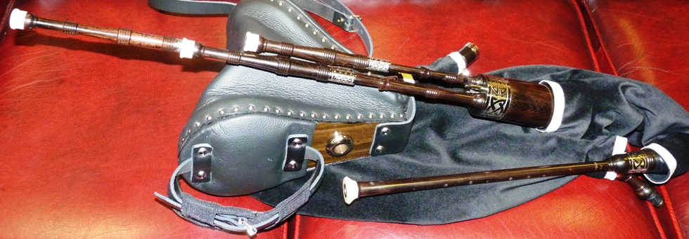 bellows blown smallpipes
