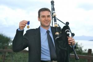 Niall Stewart Gold Medal