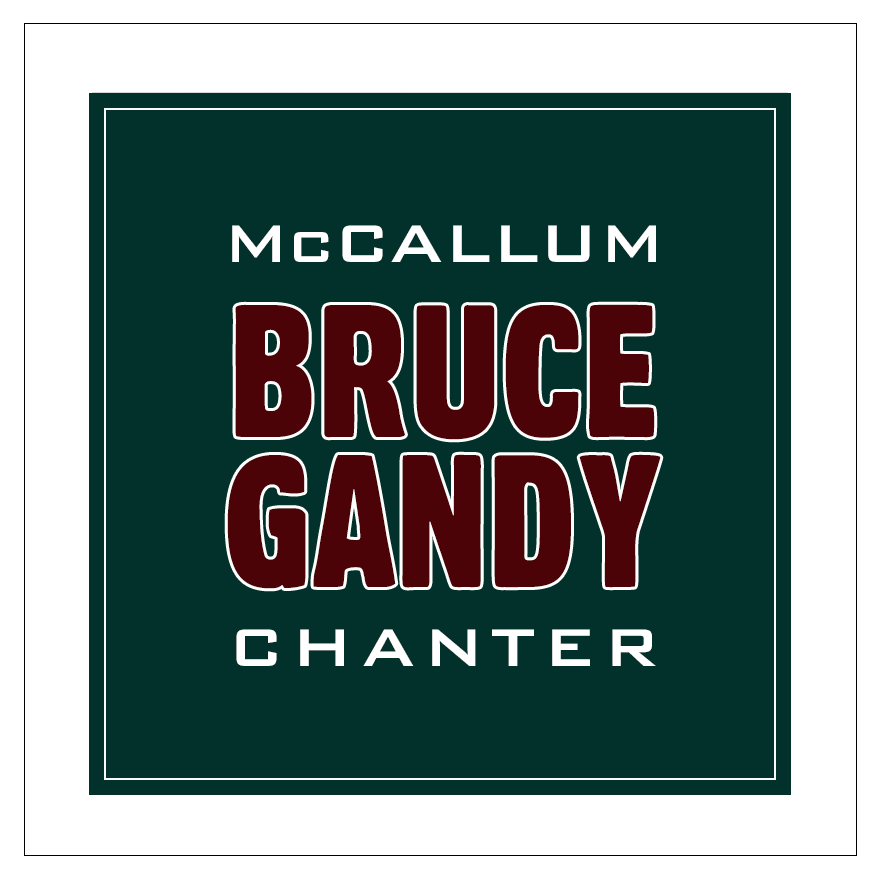 McCallum Chanter by Bruce Gandy