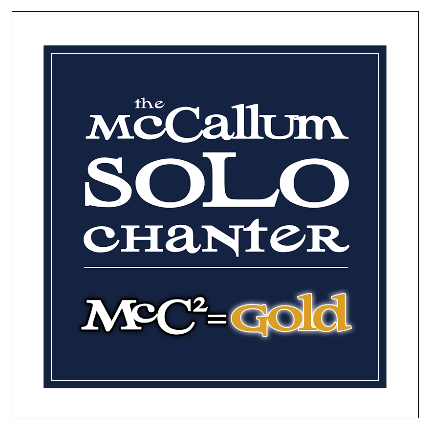 Mc2 Solo Chanter by Willie McCallum