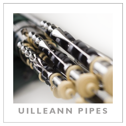 Fred Morrison Uilleann Pipes